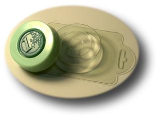 Пластиковая глю-база для мыла Круг-круг