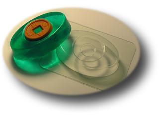 Глю-база для мыла Овал-круг