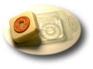Глю-база для мыла Квадрат-круг